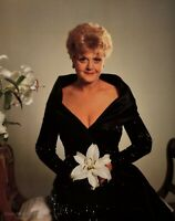 1991 Vintage ANGELA LANSBURY Actress Film Theater YOUSUF KARSH Photo Art 16x20