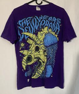 The Devil Wears Prada T Shirt Extra Small Sea Monster Emo Scene Kid 00s