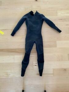 Patagonia R2 Wetsuit fullsuit 3/2 rear zip Size SMALL - FREE SHIPPING