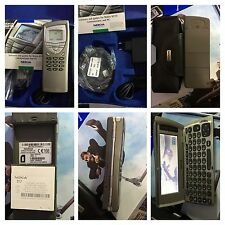 CELLULARE NOKIA 9210 GSM + BOX VINTAGE COMMUNICATOR UNLOCKED SIM FREE DEBLOQUE