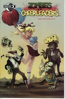 Zombies vs Cheerleaders #4 Cover B - Dean Yeagle Mandy cover (Moonstone)
