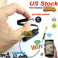 HD 4K DV Wireless Wifi IP P2P Camera DVR Hidden Spy Security Video Recorder USPS
