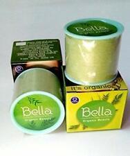 Bella Vert Ensemble De 2 Bobines Sourcil Filetage Coton Bio Fil Épilation