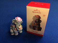 Dumbo:  75th Anniversary (Disney) - 2016 Hallmark Christmas ornament in orig box