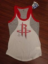 Houston Rockets Adidas Tank Top Jersey Women's Large New With Tags