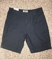 Express Shorts Mens Size 30 Navy Blue Modern Fit NWT