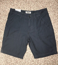 Express Shorts Mens Size 31 Navy Blue Modern Fit NWT