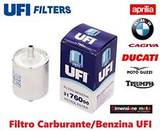 """31760 - Filtro Carburante/Benzina """"UFI"""" per TRIUMPH Speed Triple 955 dal 1999 >"""