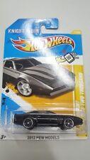 Hotwheels Knight Rider 2012 New Models KITT Knight Industries Two Thousand