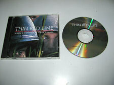 Thin Red Line Original Soundtrack CD In Good Pre Loved Condition
