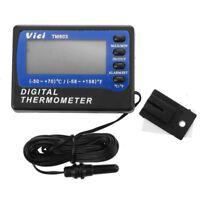 VICI TM803 Thermometre pour Frigo Refrigerateur Congelateur Alarme Digital metre