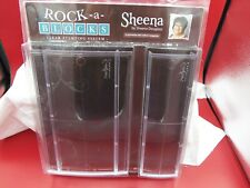 ROCK -A- BLOCKS CLEAR STAMPING SYSTEM BY SHEENA DOUGLASS CRAFTERS COMPANION