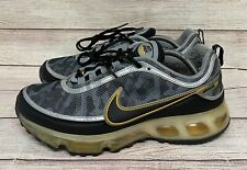 2006 Nike Air Max 360 Black Gold Silver Grey Camo Size 10 Mens Rare 315380-001
