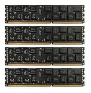 64GB 1333MHz RAM (4x 16GB DDR3 ECC REGISTERED) Apple Mac Pro Memory Upgrade Kit