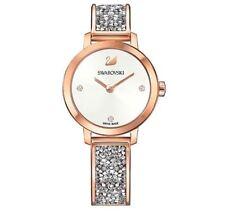 Swarovski 5376092 Cosmic Rock Watch Silver Crystal/rose Gold Plated