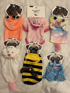 Primark Novelty Small Dog Costume Outfit BNWT