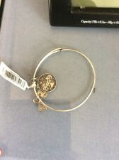 $28 Alex And Ani Women's Boston Red Sox The Jimmy Fund Charm Bracelet A54