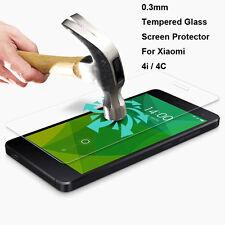 New Premium Tempered Glass Screen Protector Film Guard For Xiaomi Mi 4i / 4C