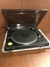 Sony Turntable Record Player (PS-LX300USB)
