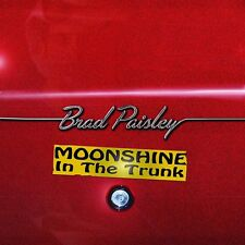 BRAD PAISLEY - MOONSHINE IN THE TRUNK CD *NEW*