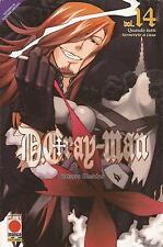 MANGA - D. Gray-Man N° 14 - Prima Ristampa - Planet Manga - NUOVO