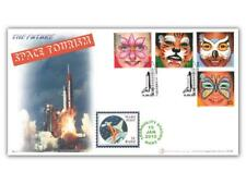 Buckingham Covers The Future Space Tourism First Day Cover