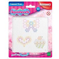 79188 Aquabeads Layout Tray  - beads Age 4 years+