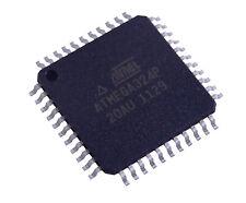 ATMEGA324P-20AU Chip, 8bit AVR, 20MHz, 32 Kb Flash, 2Kb Ram,1 Kb EE, 44-Pin TQFP