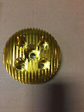 Racing CNC Cylinder Head 66cc / 80cc Gas Motorized Bicycle GOLD-R