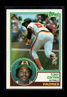 1983 TOPPS #482 TONY GWYNN ROOKIE RC NM+ D9642