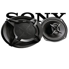 Sony XS-FB6920E  6x9er 16 × 24 cm 2-Wege Koaxe Boxen Lautsprecher Hutablage Auto