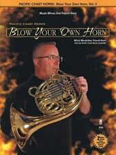 PACIFIC COAST HORNS BLOW YOUR OWN HORN V2 BK/CD