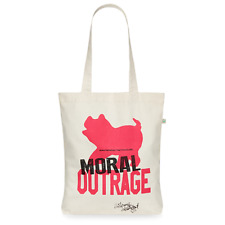 Moral Outrage Tote Bag by Vivienne Westwood