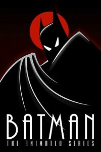 "BATMAN THE ANIMATED SERIES 11""x17"" POSTER PRINT #4"