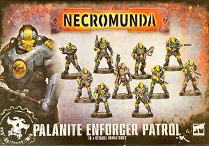 Palanite Enforcers *SINGLE SPRUE*