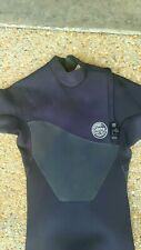 Rip Curl E5 Flashbomb Wetsuit pre-owned L/T appx 4yrs old C+/B- shape