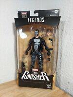 Marvel 80 Years Anniversary Punisher Legends Action Figure Hasbro Camo 80th