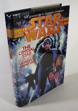 STAR WARS: THE CRYSTAL STAR Vonda N McIntyre 1st Edition 1st Printing 1994 HC