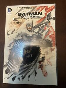 Batman Heart Of Hush Graphic Novel