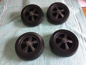Golden Tech Castor Tires