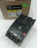 TEY315 GENERAL ELECTRIC 3POLE 15AMP 480V CIRCUIT BREAKER NEW!