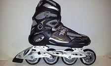 Fila Primo blk Inliner Skate Inlineskate Gr. 44  Freizeit Fitness - Sale 12300