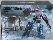 New Transformers Generation Toy GT-03 IDW Optimus Prime O. P EX in Stock