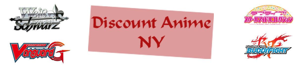 Discount Anime NY