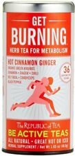 get Burning Tea, The Republic of Tea, 36 tea bags