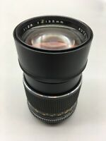 Mamiya Sekor CS 135mm F/2.8 35mm SLR Lens Bayonet Mount AS-IS G31