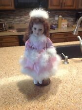 Porcelain Display Doll