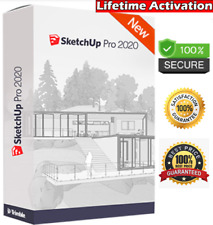 SketchUp Pro 2020 ✅ Full Version For Win ✅ Lifetime License ✅ Limited offer💥.