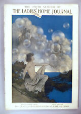 Ladies' Home Journal - September, 1904 ~~ Maxfield Parrish cover