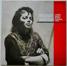 """12"""" NL**MICHAEL JACKSON - I JUST CAN'T STOP LOVING YOU (EPIC '87)**29408"""